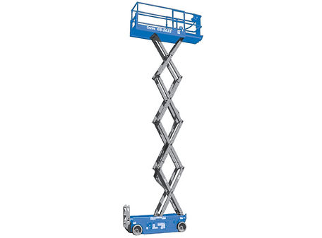 32' Genie GS-2632 Electric Scissor Lift_
