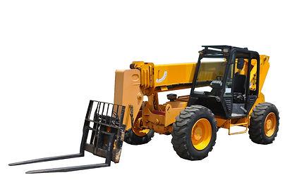 JCB 508C Telescopic Forklift 8000LBS_Sto