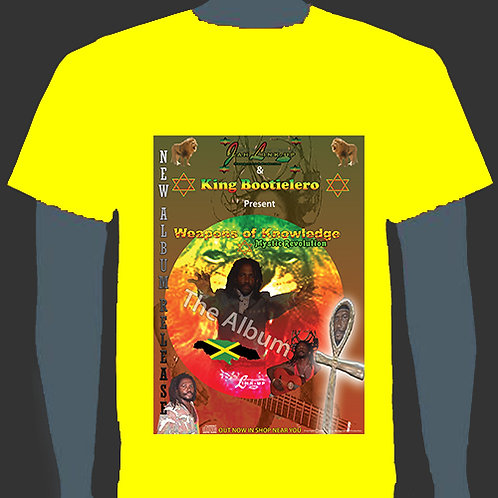 T-shirt WK Jah Linkup Collection
