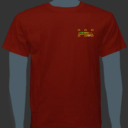 T-shirt GL Jah Linkup Collection