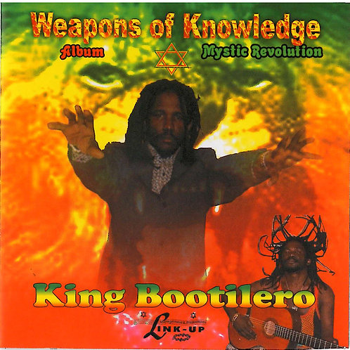 Weapons of Knowledge - Compilation Album