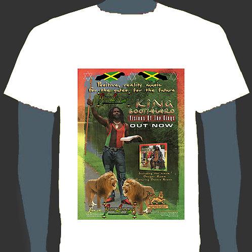 T-shirt VOK Jah Linkup Collection