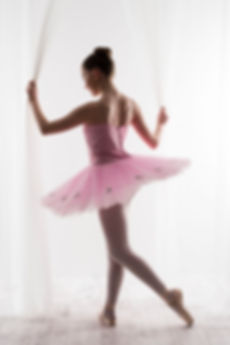 Ballerina Portrait Photoshoot