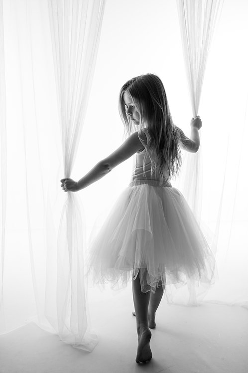 Ballerina Girl Photoshoot voucher