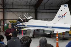 NASA T-38 Trainer