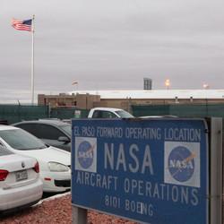 NASA tour October 2018