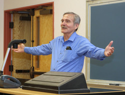 Alfonso Enriquez explains ANCOVA