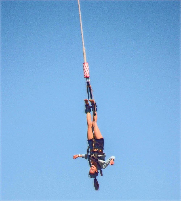 Bungee Jumping in Saraguro
