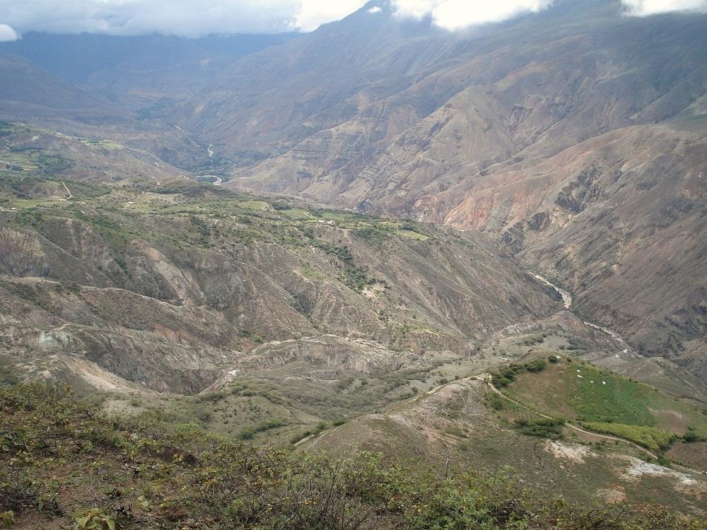 Andean Condors of Leon River