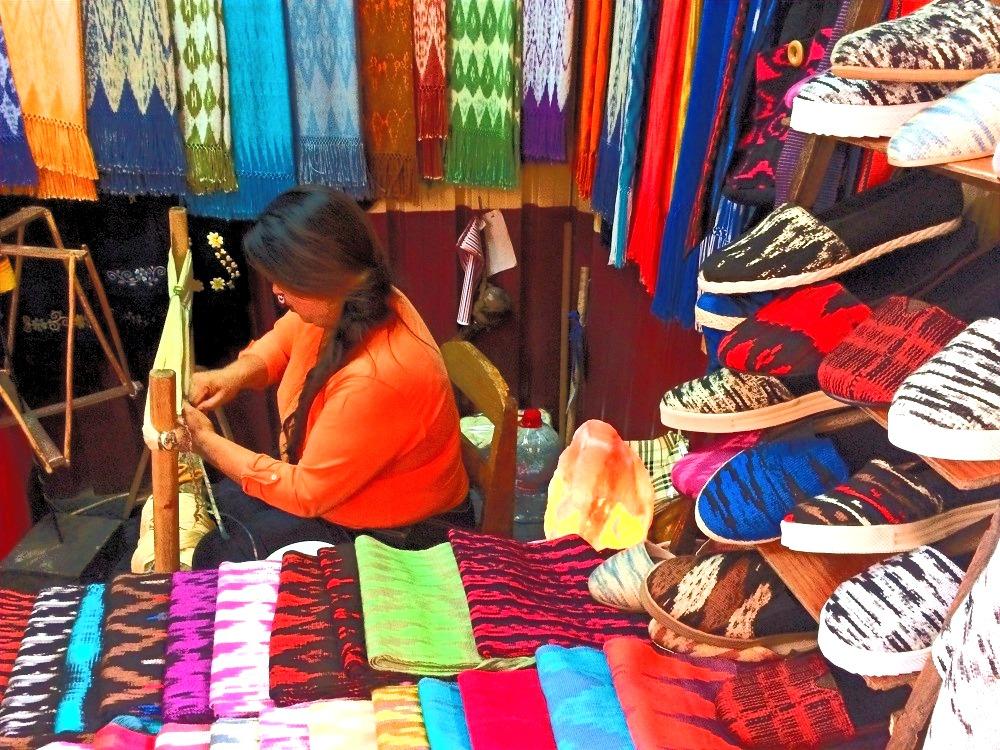 Casa de la Mujer (Woman's House) craft center
