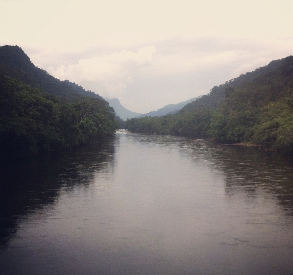 Navigating the Heights of Nangaritza River