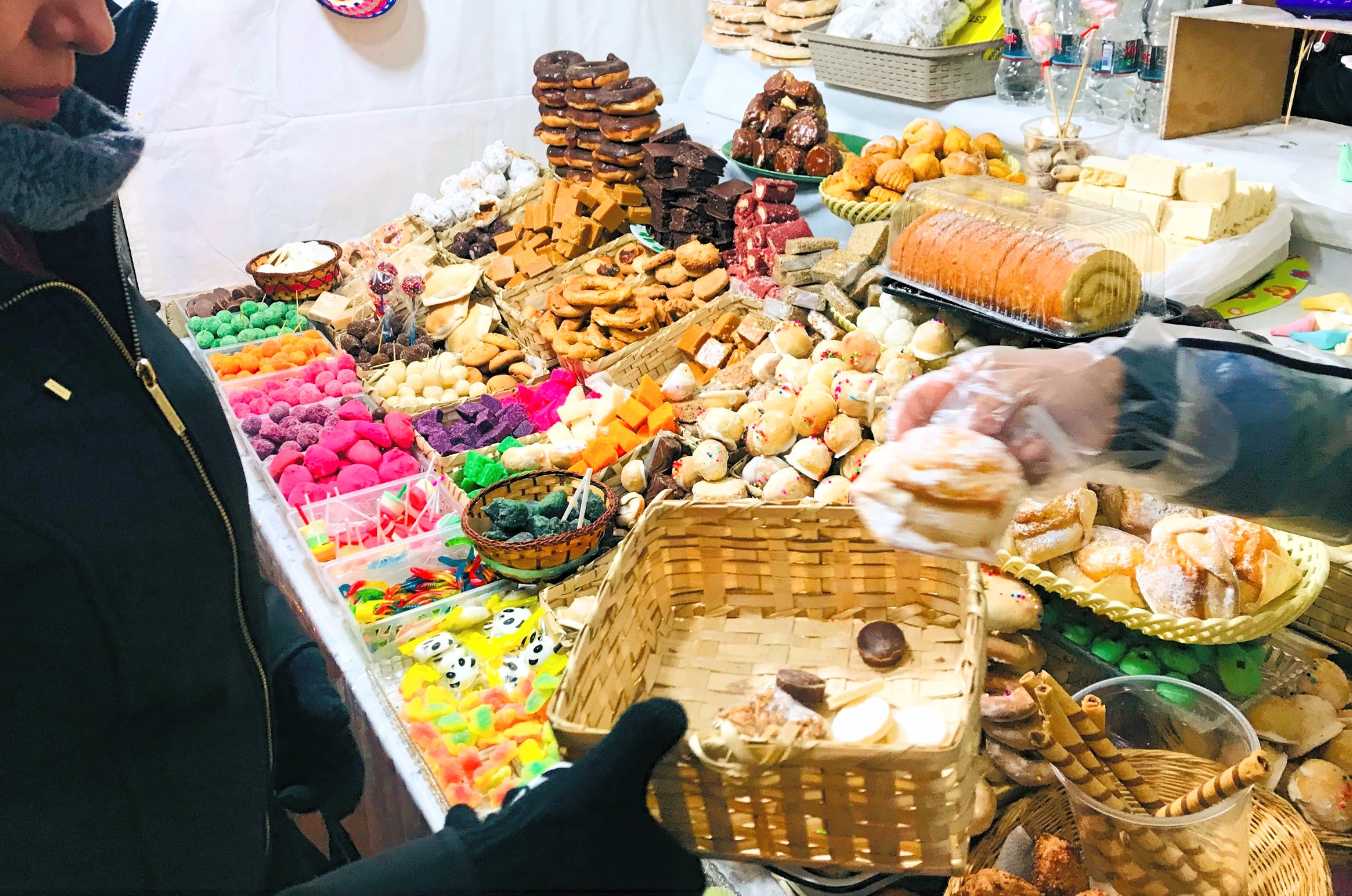 Street of Traditional Sweets of Cuenca