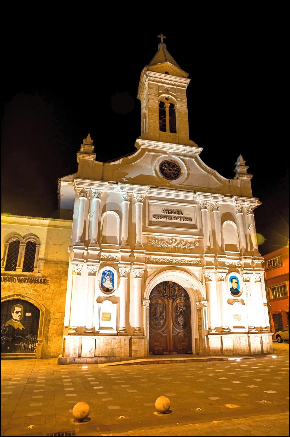 La Merced Piazza & Traditional Neighborhood