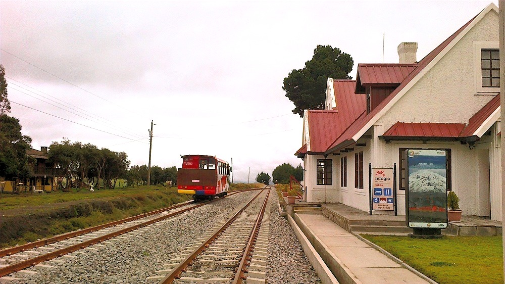Urbina Train Station, Lookout & Museum