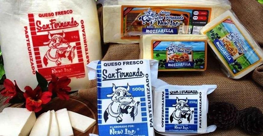 San Fernando Rural Dairy Plant