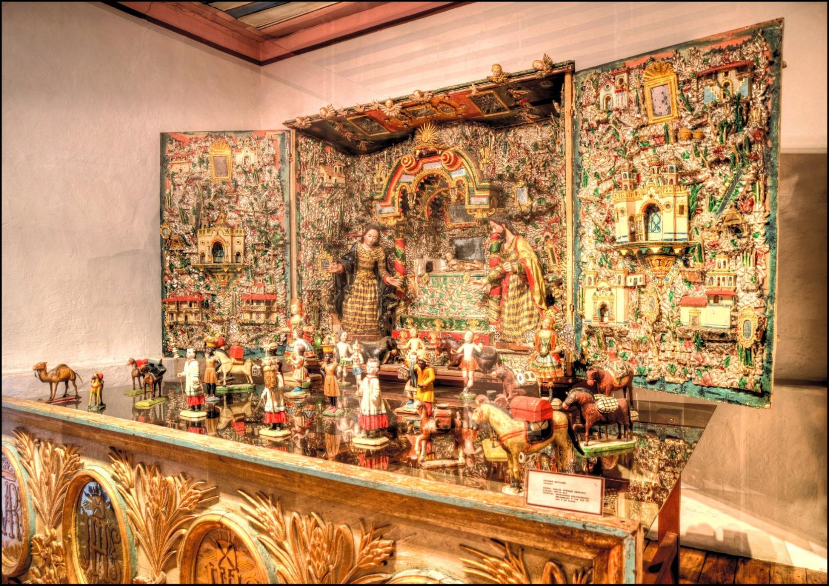 Las Conceptas Cloister & Museum