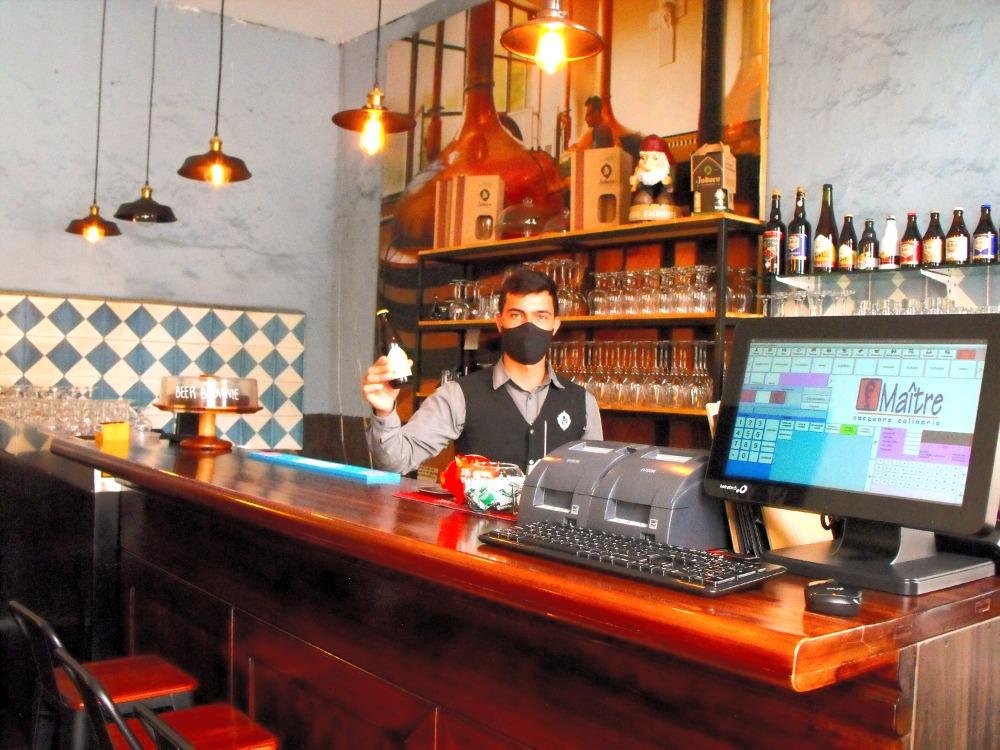 San Sebastian Craft Beer Brewery