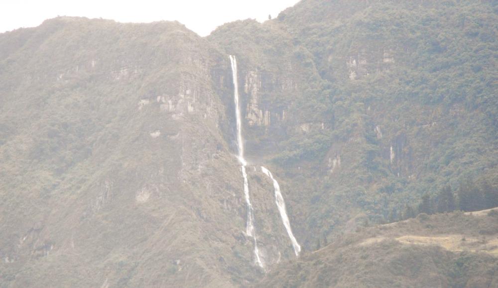 El Chorro (Waterfall) of Giron