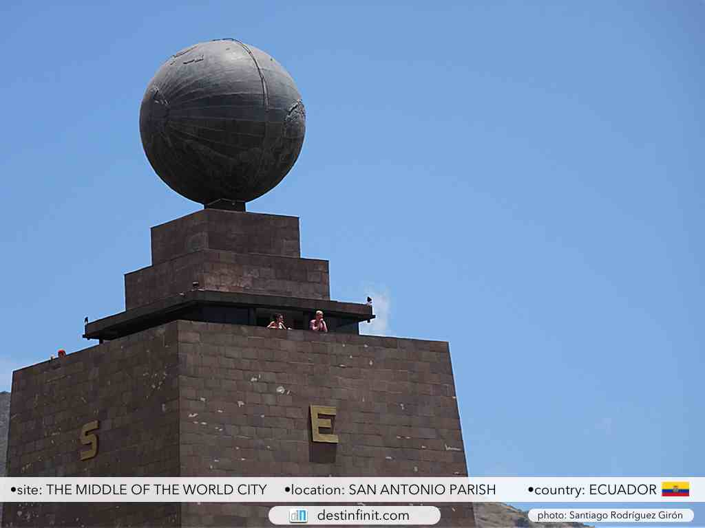 La Mitad del Mundo (the Middle of the World)