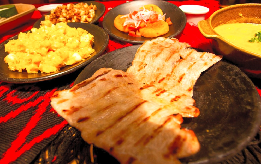 San Joaquin's Traditional Grilled Meat