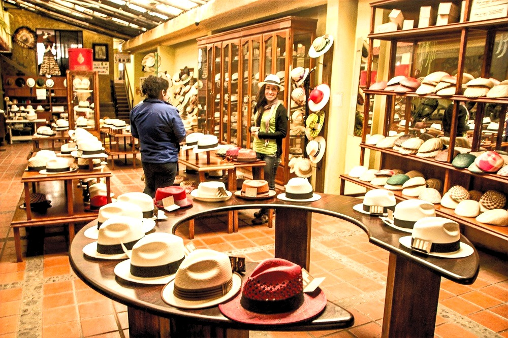 Workshop-Museum of the Toquilla Straw Hat by Paredes Family