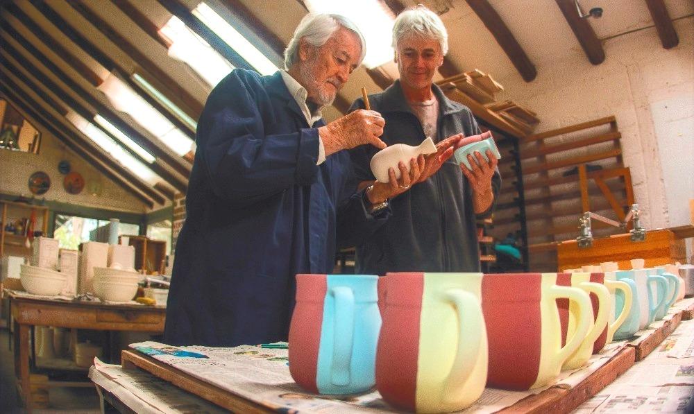 Ceramics Workshop-Gallery by Eduardo Vega