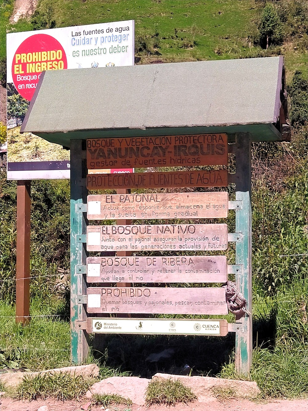 The Soldados Route with the Local Community