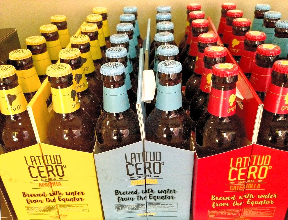 Latitud Cero Beer Brewery