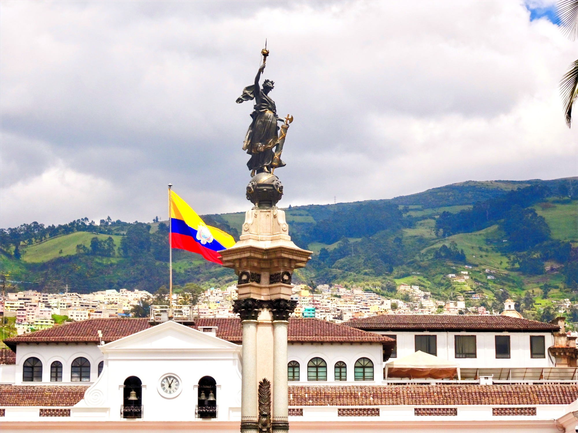 De la Independencia (Independence) Square