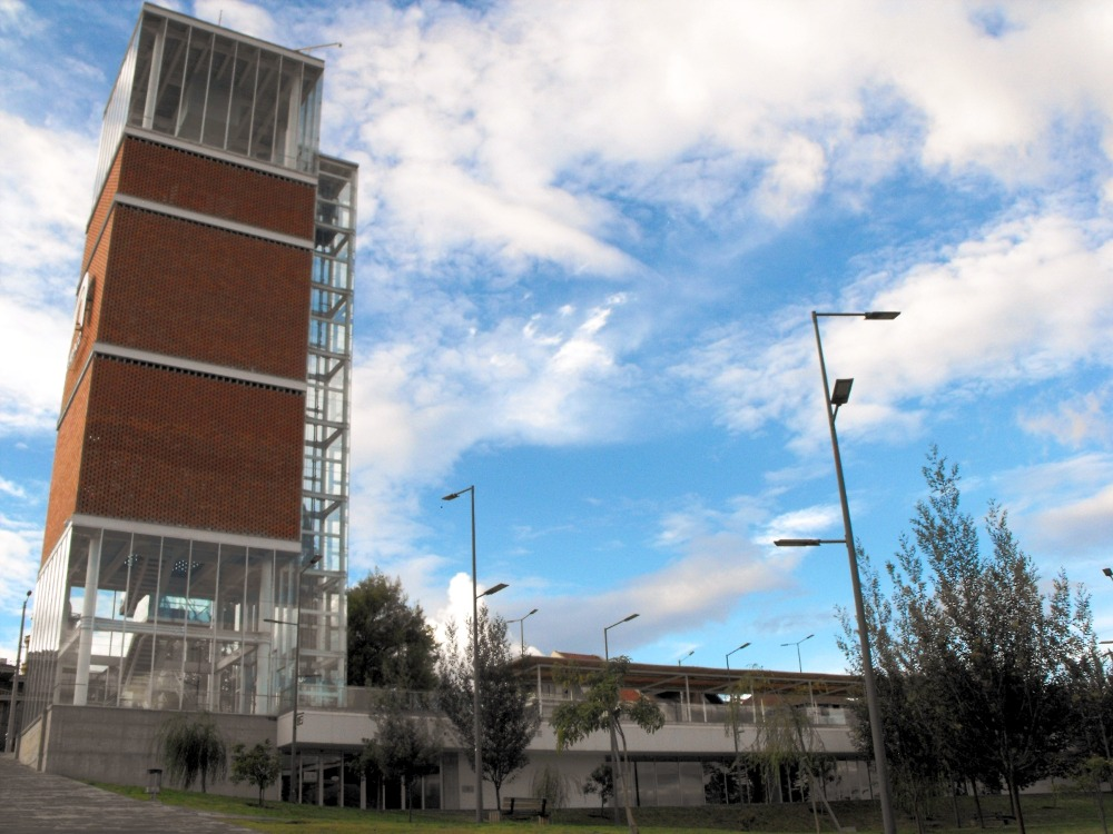 La Libertad Lookout Tower & Park