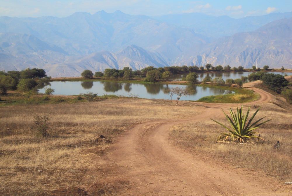 Jubones River Desert