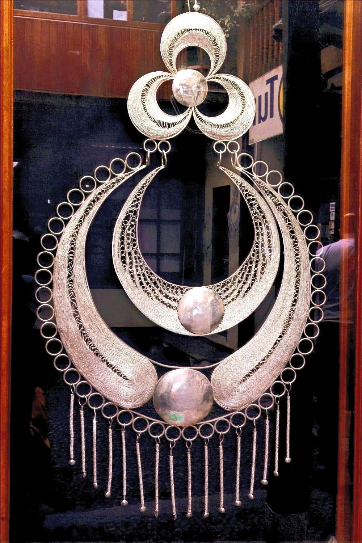 Filigree Jewelry in Chordeleg