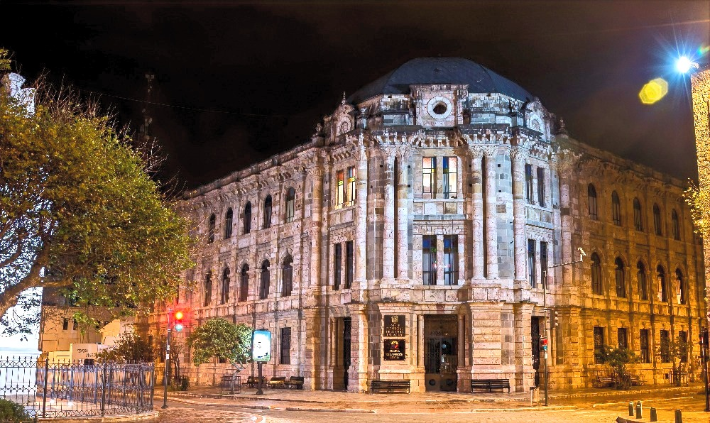 Former Palace of Justice in Cuenca