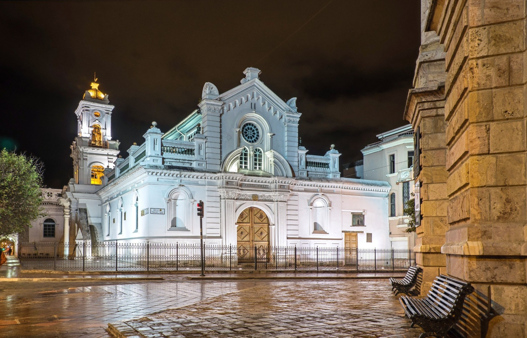 Cuenca's Old Cathedral & Museum