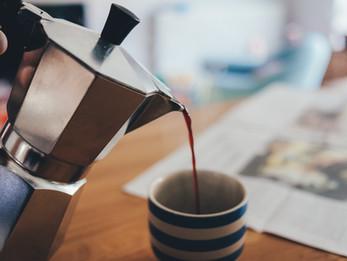 Boire du café est bon pour la santé !