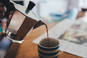 helle kaffe