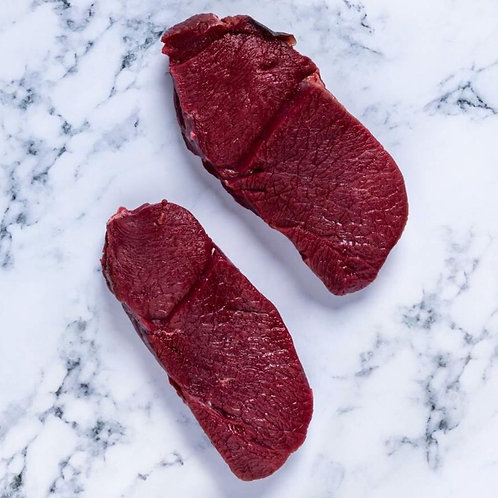 Venison Haunch Steak - Each