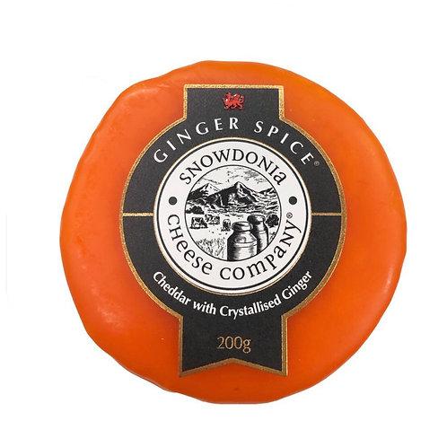 Snowdonia Ginger Spice - 200g