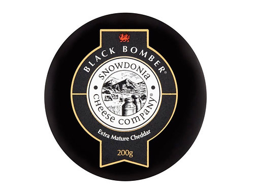 Snowdonia Black Bomber - 200g
