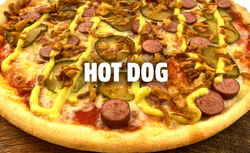 #5 Hot Dog