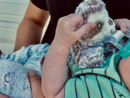 Serving Tiny Hands- Innocent and Precious