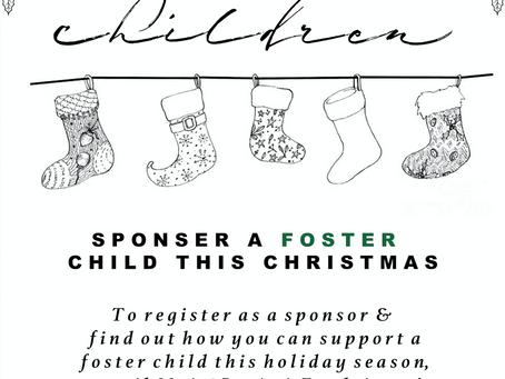 Bless the Children - Sponsor a Foster Child
