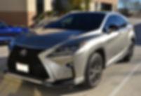 Lexus with 3M-Crystalline-Window-Tint-on-its windows.