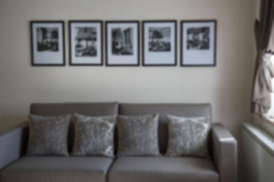 Divano letto - Aparthotel Raganella Loreto
