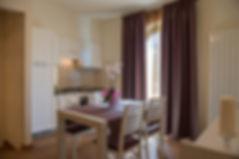 Cucina - Aparthotel Raganella Loreto