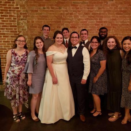Allie and Scott's Wedding