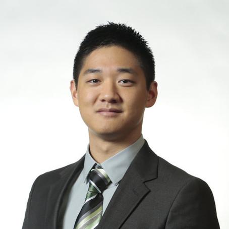 Charles Chang receives PhD