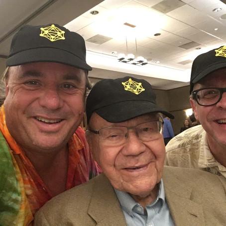 MF Hawthorne's 90th Birthday!