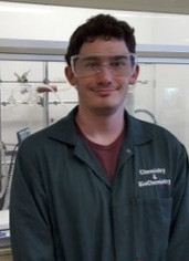Graduate Student Kevin Gayler joins the group!