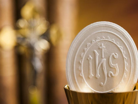 18TH SUNDAY IN ORDINARY TIME: THE EUCHARISTIC MEAL, OUR STRENGTH TO BE LIKE JESUS